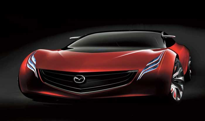 5 All Time Amazing Mazda Concept Cars - Concept Cars UAE