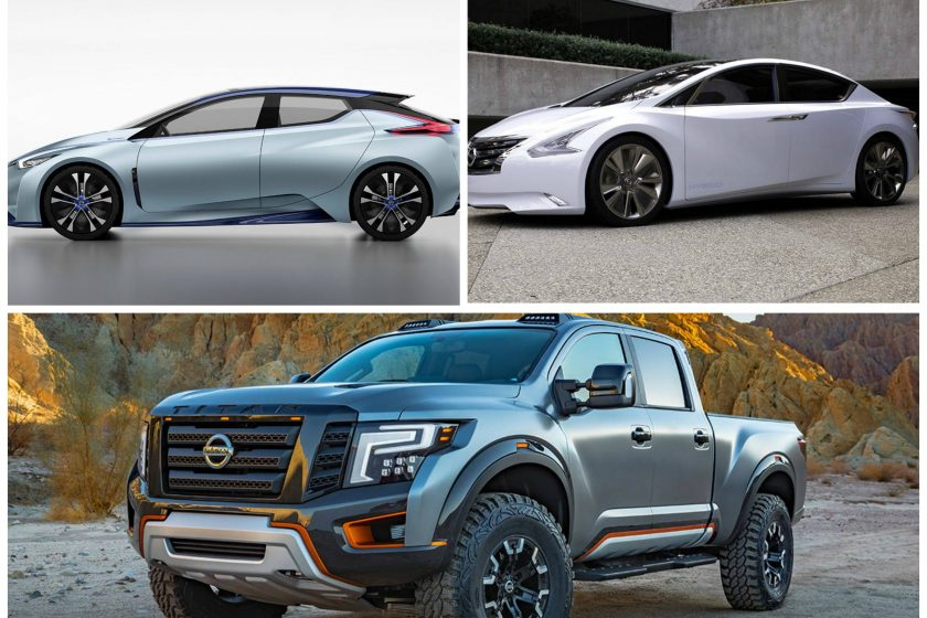 Nissan Concept Cars