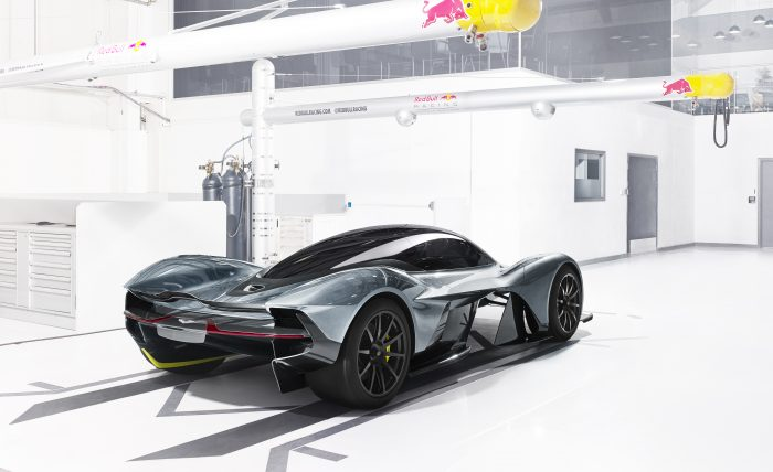Red Bull Racing and Aston Martin - Sport Car Concept