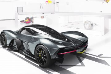 Red Bull Racing and Aston Martin Partner to Nurture a Sport Car Concept