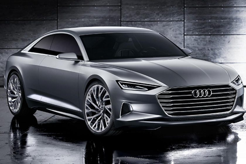 From Concept To Production The Journey Of Audi A Prologue - Audi a9 concept