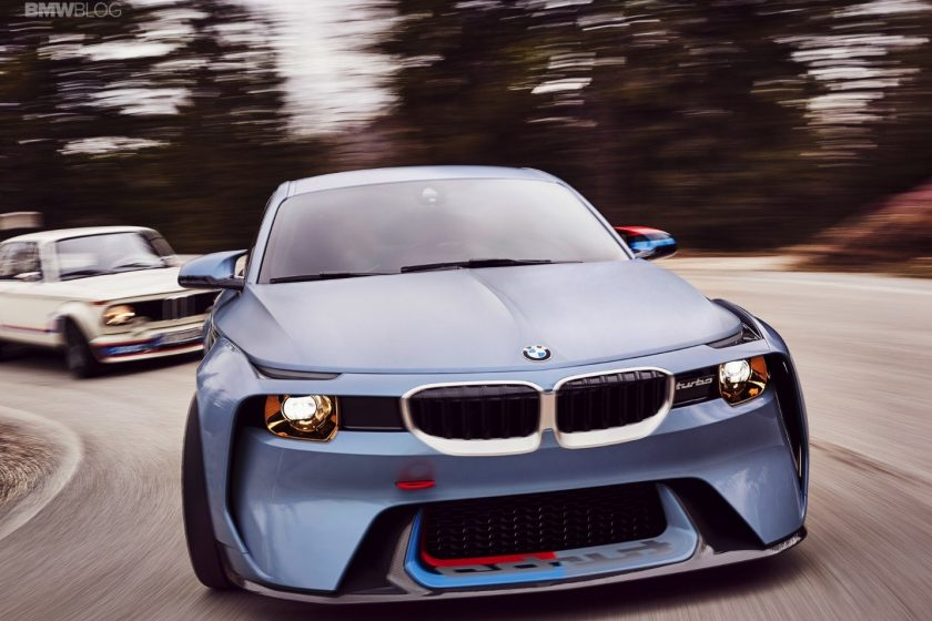 2016 Concept Cars: A Glimpse at BMW 2002 Hommage