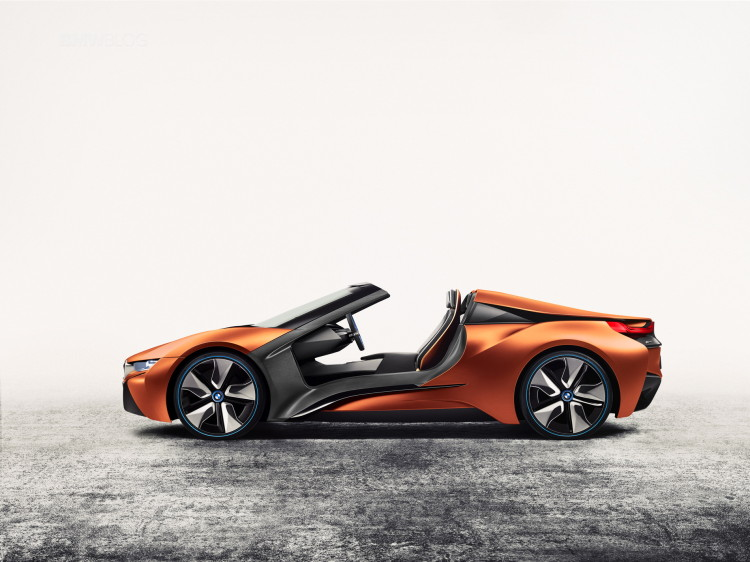 2016 BMW's i Vision Future Interaction