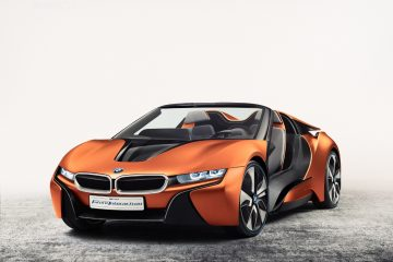 2016 Concept Cars: Here is BMW's i Vision Future Interaction