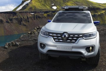 Concept Cars for Sale - Renault Alaskan Production Model