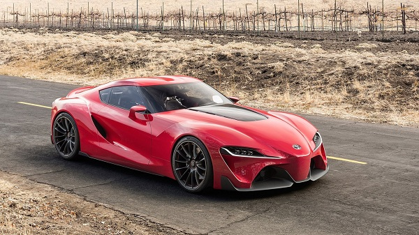 Toyota FT-1 – One of the Best Sports Concept Cars