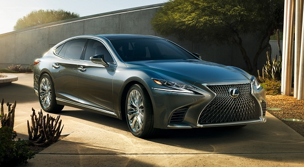 2018 Lexus LS 500 F Sport – The Perfect Balance of Performance and Beauty