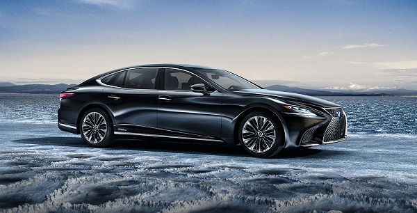 2018 Lexus LS 500h F Sport – Ready to Stun the Car Enthusiasts