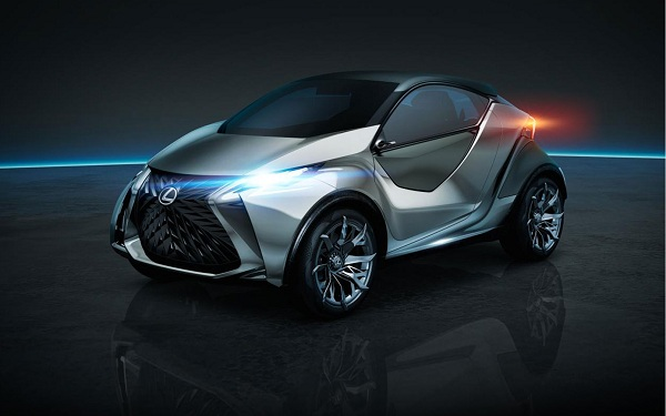 Lexus LF-SA Concept Offering a Small yet the Amazing Adventure
