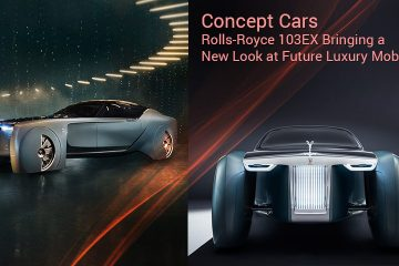 Concept Cars: Rolls-Royce 103EX Bringing a New Look at Future Luxury Mobility