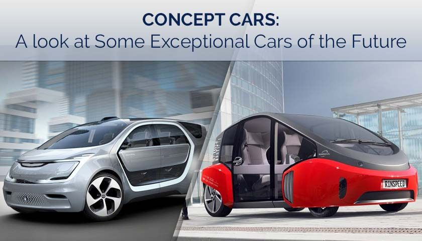 Concept Cars: A look at Some Exceptional Cars of the Future