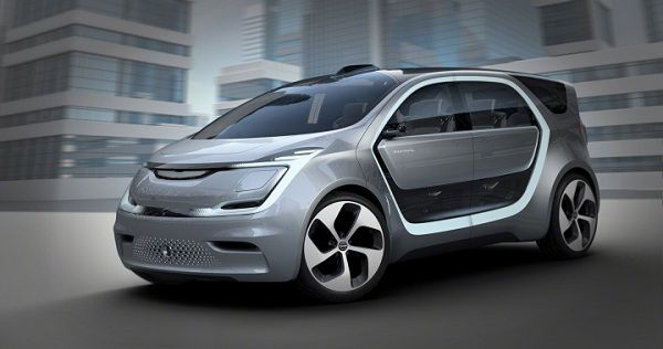 Fiat Chrysler CES 2017: One of the Most Astonishing Concept Cars