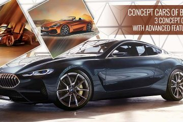 Concept Cars of BMW – 3 Concept Cars with Advanced Features