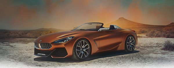 How Is BMW Concept Z4 On Top Among Other Concept Cars?