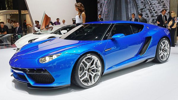 Lamborghini Asterion - An Embodiment of Concept Cars