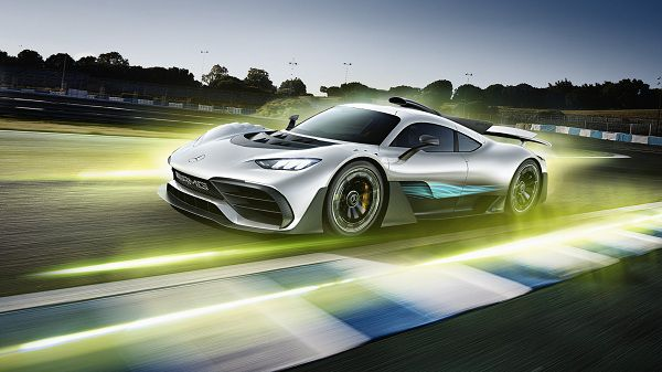 AMG Project Formula One by Mercedes-Benz