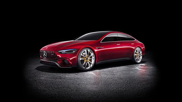 Concept Cars of the Future – Mercedes-AMG GT Concept