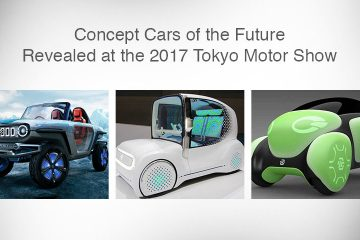 concept cars of the future revealed at the 2017 tokyo motor show