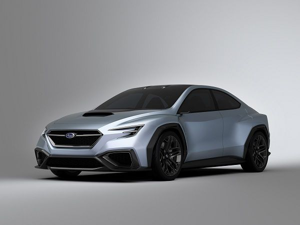 Concept Cars - Subaru Viziv Performance