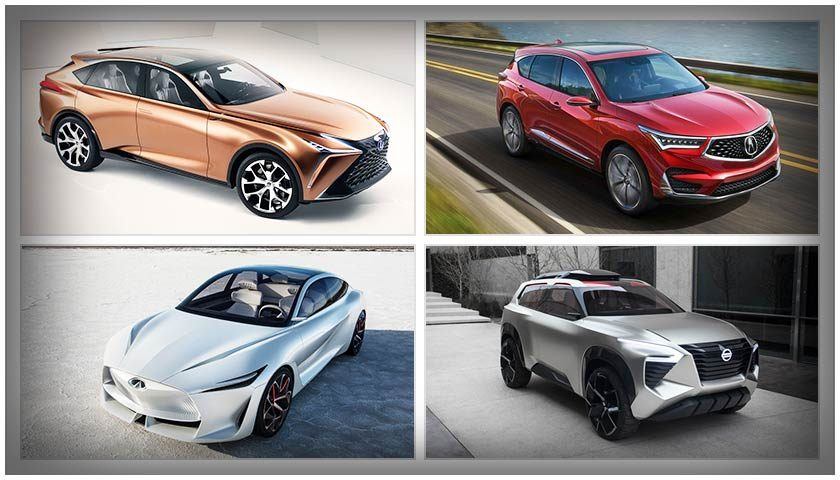 Top 4 Concept Cars with Advanced Technologies Revealed at the 2018 Detroit Auto Show