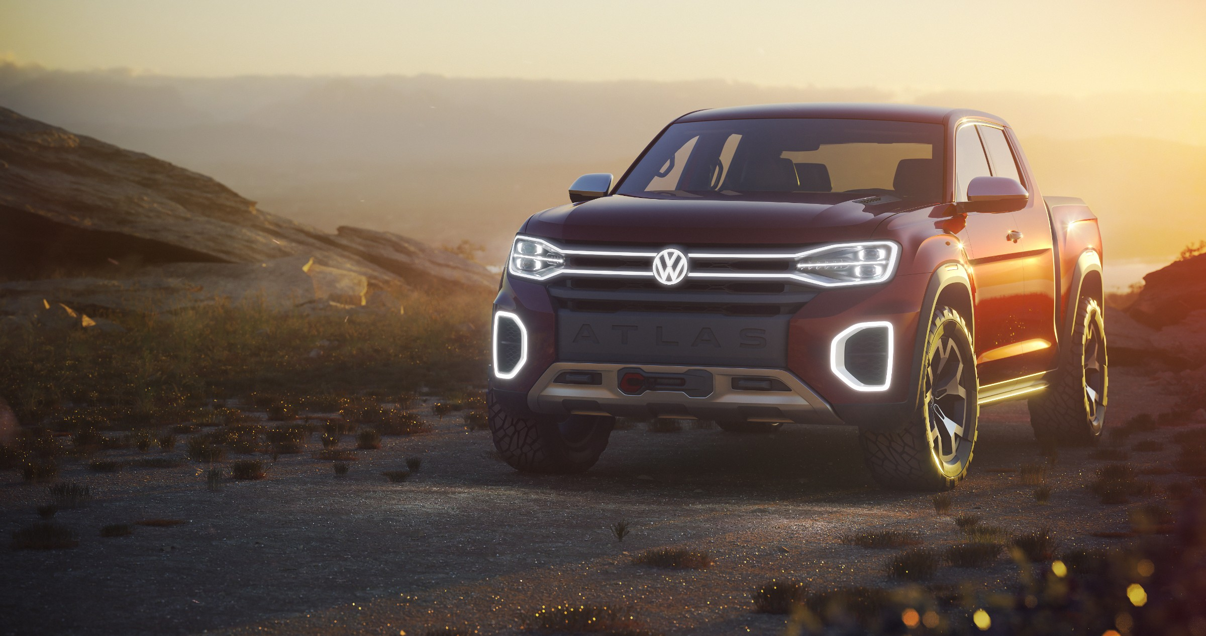 Performance Attributes of the VW Atlas Tanoak Concept