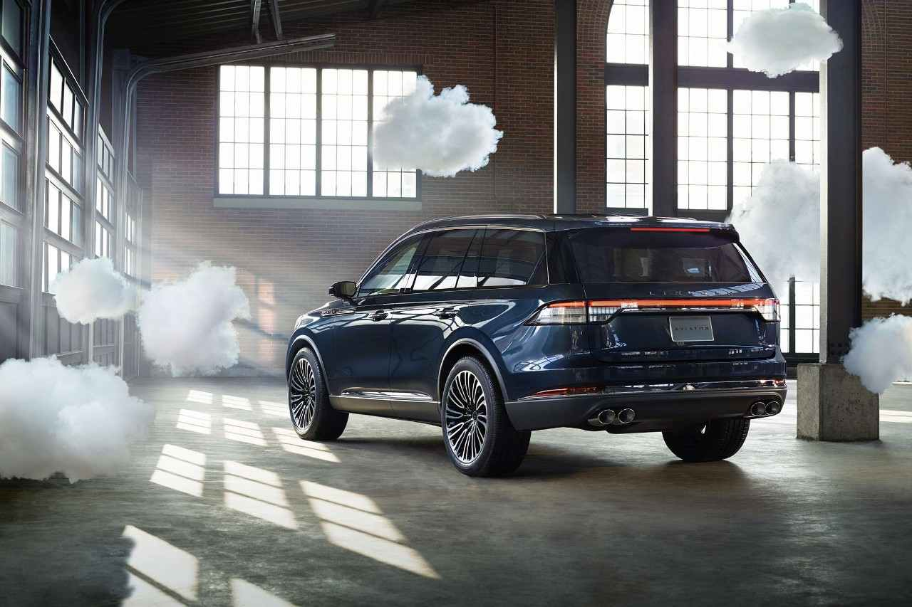 Price of Lincoln Aviator Concept PHEV