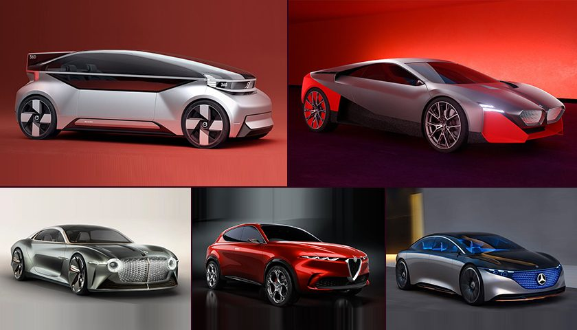 5 Concept Cars that will Shape Your Future Car Lifestyle