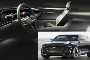 Future New Cars – The Cadillac Escala Concept with Advanced Technologies
