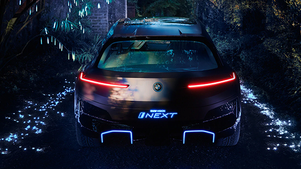 BMW Vision iNEXT price