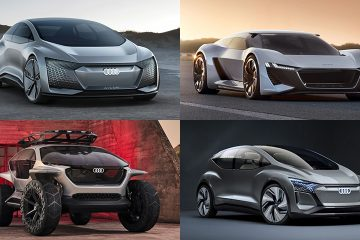4 Best Future Cars by Audi with Advanced Technologies