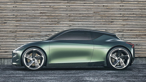 Genesis Mint Concept performance