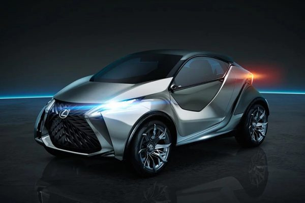Lexus LF-SA Concept with Advanced In-cabin Technologies