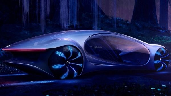 Performance of the Mercedes-Benz Vision AVTR
