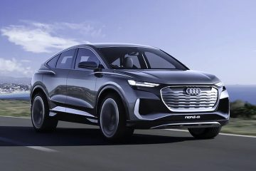 Audi Q4 Sportback e-tron concept- Electric SUV-Coupe with Latest In-cabin Technologies