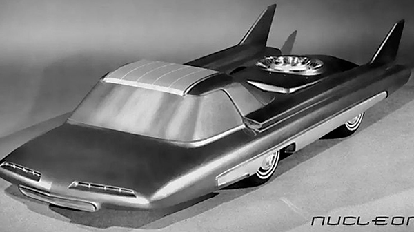 1957 Ford Nucleon