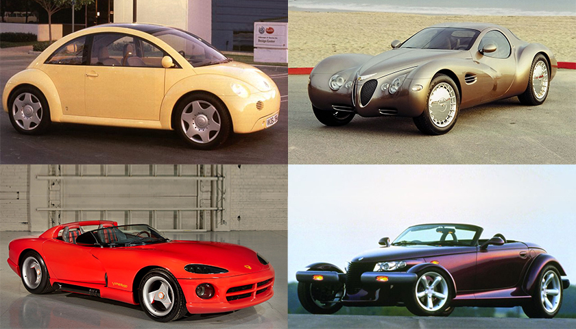 Fantastic Concept Cars Designed Over the Years