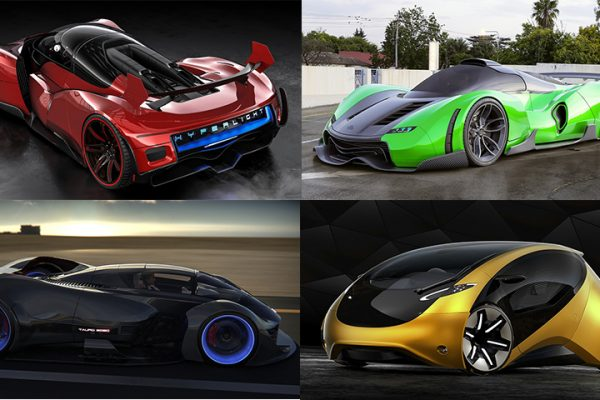 Fantastic Concept Cars that Were Never Produced