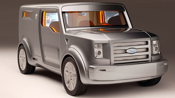 FORD SYNUS Unusual Concept Cars