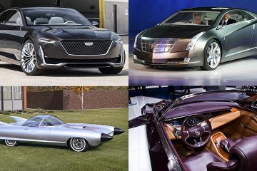 Best Concept Cars by Cadillac